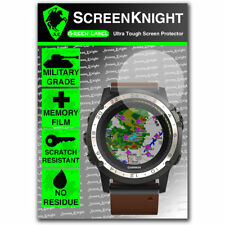 Screenknight Garmin D2 Charlie-Militar Escudo protector de pantalla