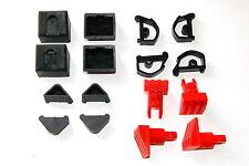 16PC Original Black & Decker compañero de trabajo service/repair pies, piernas pestillos & Abrazaderas