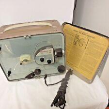1950's Eastman Kodak USA 8mm Brownie 300 Movie Projector #940292-Model 1