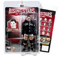 Rising Stars of Wrestling Action Figure Series: Jeff Cobb