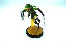 Figurine Amiibo SUPER SMASH BROS. N°5 Link (Zelda) vendue sans boite