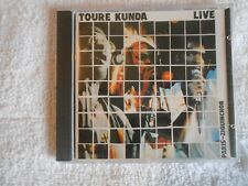 TOURE KUNDA - Live-paris-ziguinchor - CD - Import
