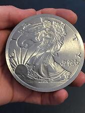 1 lb Pound ca. 460 Gramm 999 Titan Titanium Barren USA Walking Liberty Lady