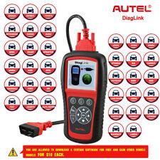 New Autel Obdii Eobd Can Code Reader All System Scanner Diaglink Diy Md802 Eite