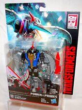 Transformers Power of the Primes Dinobots Swoop Deluxe Figure Volcanicus NEW!