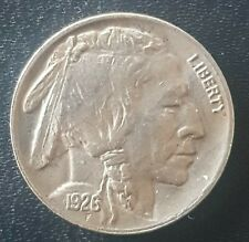 More details for 1926 usa five 5 cents us america united states coin buffalo nickel