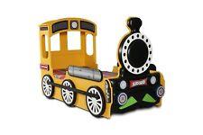 Chambre D'Enfants Lit D'Enfant Locomotive Chemin de Fer Enfants Lits Neuf à