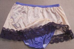 "panty slip size 8  pantie slip 27"" to 40"" Waist 11 1/2"" Long"