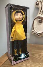 NECA Coraline Raincoat Bendy 7 inch Action Figure - 49503