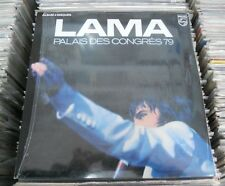 SERGE LAMA PALAIS DES CONGRES 79 FRENCH 2 X LP STILL SEALED