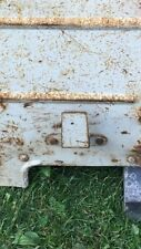 More details for ford county roadless rear number plate mudguard bracket 1000 series 4000 5000