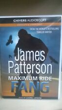 Fang by James Patterson: Unabridged Cassette Audiobook