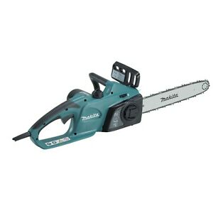 "MAKITA 14"" (350mm) 1800W Electric Chainsaw Chain Saw Lightweight Safety Brake"