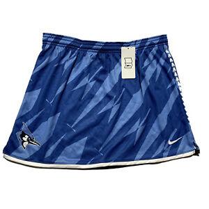 Nike John Hopkins Blue Jays Lacrosse Skirt Kilt Women's Size M Blue White Sample