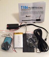 T186 pulsante SPIA VIDEOCAMERA DVR FULL HD 1080p BATTERIA 17 ore Motion + Telecomando