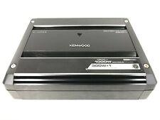 Kenwood Excelon X500-1 Class D Mono Power Amplifier 1000w Car Subwoofer Amp Loud