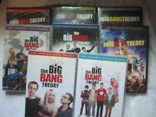 Big Bang Theory Complete Season 1-8~25 discs~DVD~LBDVB