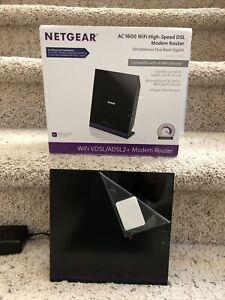 Netgear D6400 WiFi High-Speed DSL Modem Router