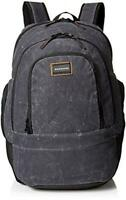 Quiksilver BACKPACK School Surf Travel Bag New - EQYBP03410 Washed Black