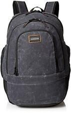 Quiksilver BACKPACK School Surf Travel Bag New - EQYBP03410 Washed Black