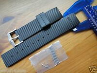 Genuine Ball Engineer Hydrocarbon Spacemaster rubber band strap bracelet DM2036A