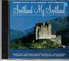 (DX264) Scotland My Scotland, Robin Hall & Jimmie MacGregor - 1997 CD