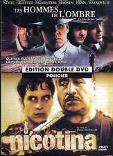 Les hommes de l'ombre [DVD] + Nicotina [DVD]