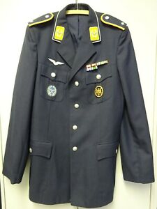 Bundeswehr Uniform Jacke Luftwaffe Leutnant  Gr. 52 Luftwaffensicherung Gefecht