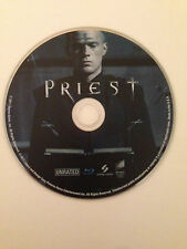 Priest (Blu-ray Disc, 2011) Blu Ray Disc Only-Replacement Disc