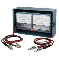 Durite-Tester Voltímetro Amperímetro 10-0-100 Bx1 - 0-799-50 0-50