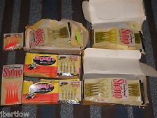 Huge Lot of Bagley's Sweatheart Shrimp Rubber Tails Rare Lures Collectable Baits