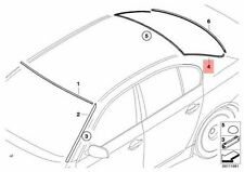 NEW OEM BMW 5 Series E60 M5 2003-2010 Rear Upper Windshield Moulding Seal Trim