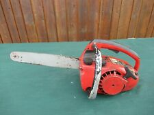 """Vintage HOMELITE XL Chainsaw Chain Saw with 13"""" Bar"""