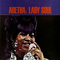 ARETHA : LADY SOUL (ARETHA FRANKLIN) - BRAND NEW & SEALED CD***