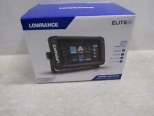 Lowrance Elite-9 Ti2 Gps Fish Finder with Active Imaging - Black