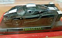 Ferrari FXX Nera - Scala 1:43 - DeAgostini - Nuova