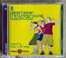 Gatecrasher - The Summer Sound System 2002 CD Album
