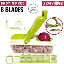 Vegetable Chopper Food Onion Cutter Veggie Slicer hand Kitchen Dicer Fruit