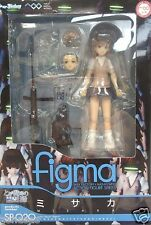 Used Max Factory SP-020 Figma To Aru Majutsu no Index Misaka Dengekiya PAINTED