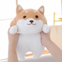 40CM Cute Fat Shiba Inu Corgi Doll Pillow Dog Plush Toy Stuffed Kawaii Carto WS