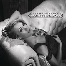 Greatest Hits: Decade #1 - Carrie Underwood (Album) [CD]