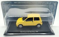 EBOND Modellino Fiat Cinquecento Sporting - 1994 - Die cast - 1:43 - 0076.