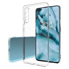Hülle für OnePlus Nord Handy Case Silikon Cover Schutzhülle Bumper transparent