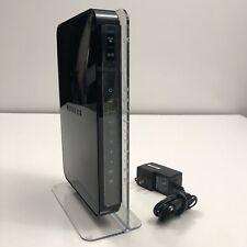 Netgear N900 450 Mbps 4-Port Gigabit Wireless N Router (WNDR4500) v3