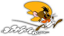 """Speedy Gonzales Funny Kids Cartoon Car Bumper Window Locker Sticker Decal 5X3.5"""""""
