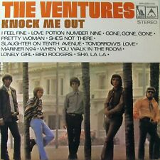 THE VENTURES Knock Me Out LP