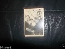 THE BEATLES NEMS ENTERPRISES A & B C GUM TRADING CARD FIRST SERIES CARD NO.13