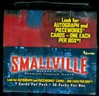 Smallville+Season+5+OPENED+Box+of+36+Sealed+Packs+%5BNo+Autographs+or+Costumes%5D