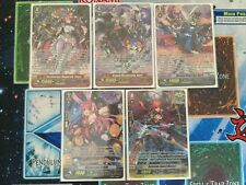 Cardfight!! Vanguard Pale Moon SP Clan Pack   (G-BT08/S25-28+G-BT08/008)
