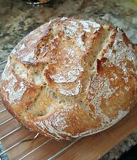 Organic 100% Einkorn Sourdough Wheat Bread Starter Priobiotic Yeast Dehydrated